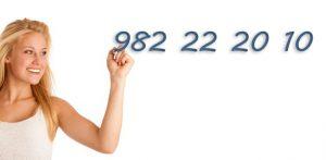 Teléfono seguros nubeiro Lugo. 982 22 20 10