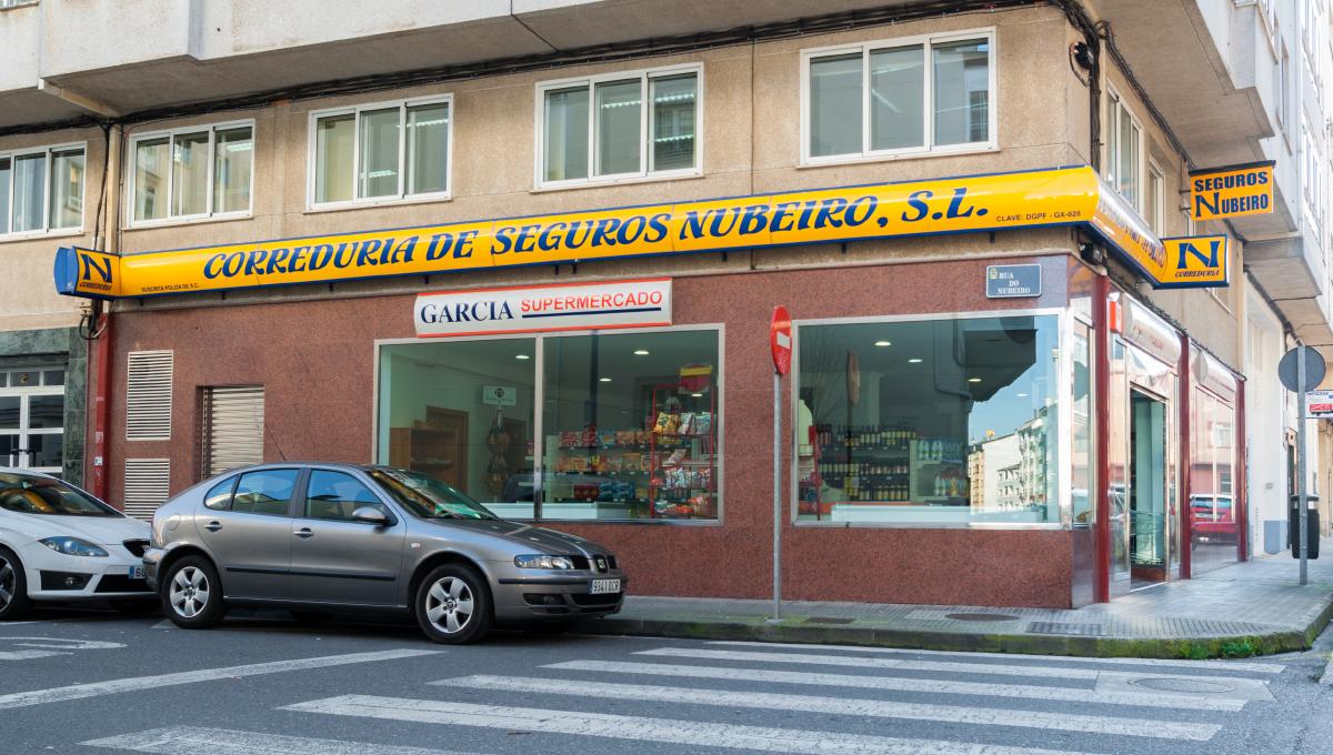 Seguros Nubeiro en Lugo, rúa do Nubeiro